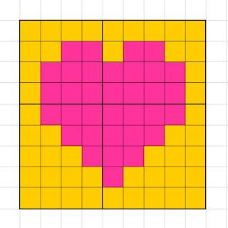 Corner To Corner Pixel Haken