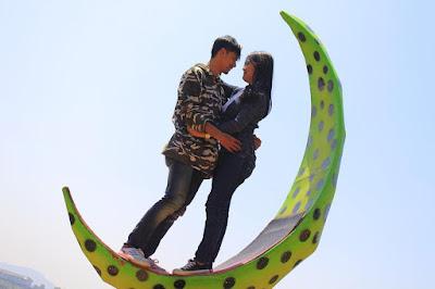 Wahana Foto Bulan Sabit