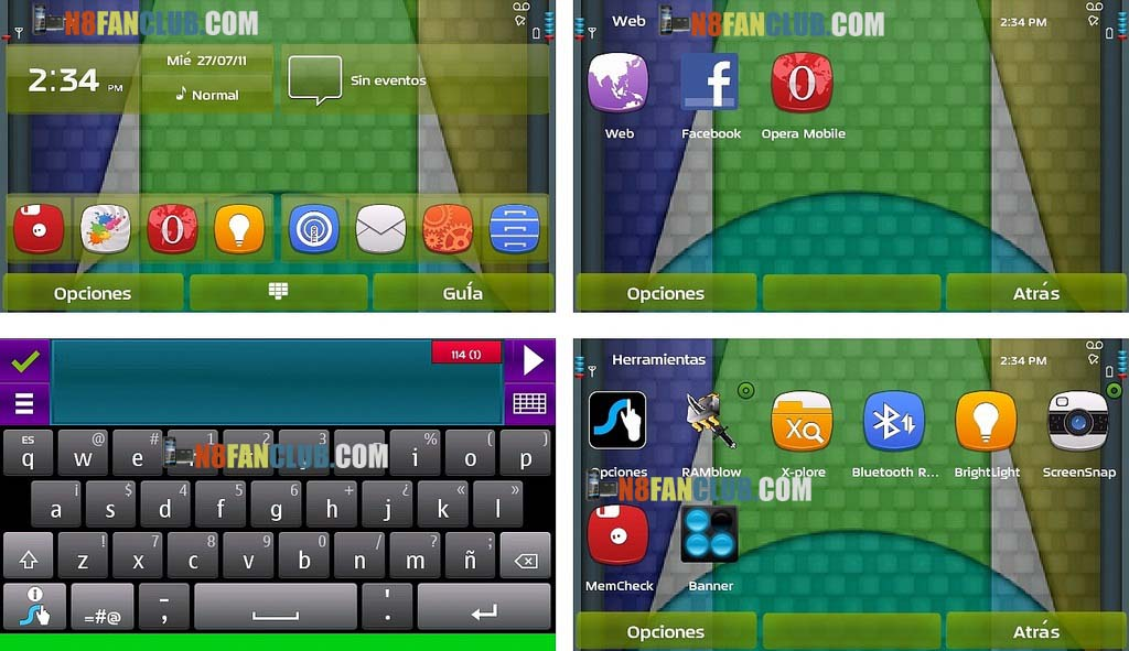 Free download nokia 2690 themes creator - www wootparhemfor info