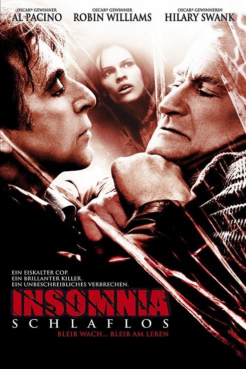 فیلم دوبله: بی خوابی (2002) Insomnia