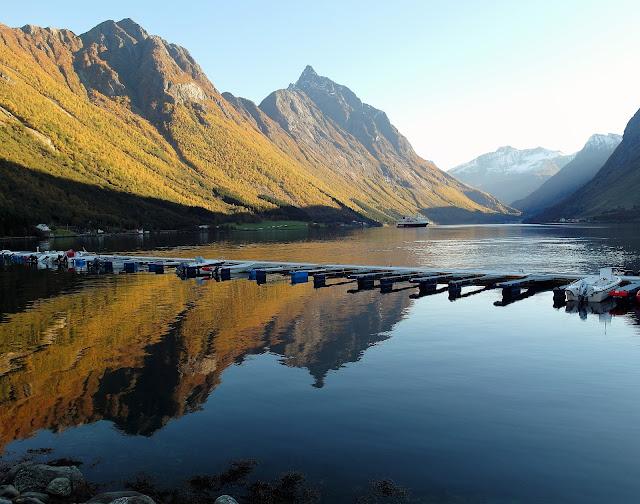 höst i Norge