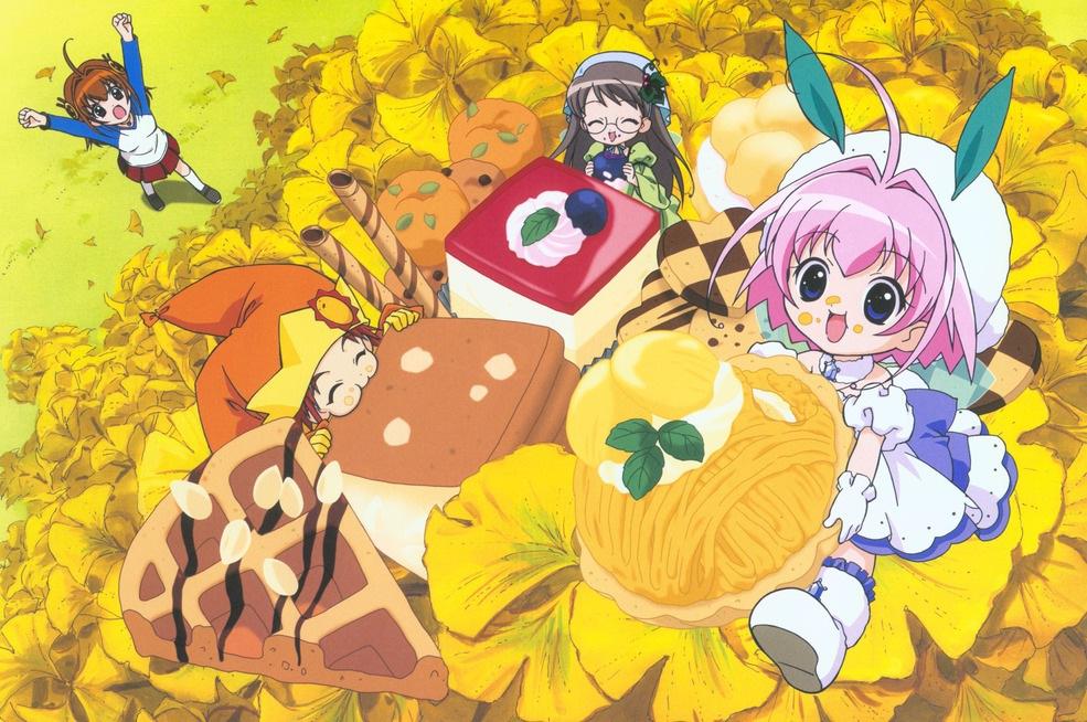 Hentai fairies Sugar snow
