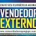 SELEÇÃO PRESENCIAL PARA VENDEDOR EXTERNO NESSA QUARTA-FEIRA