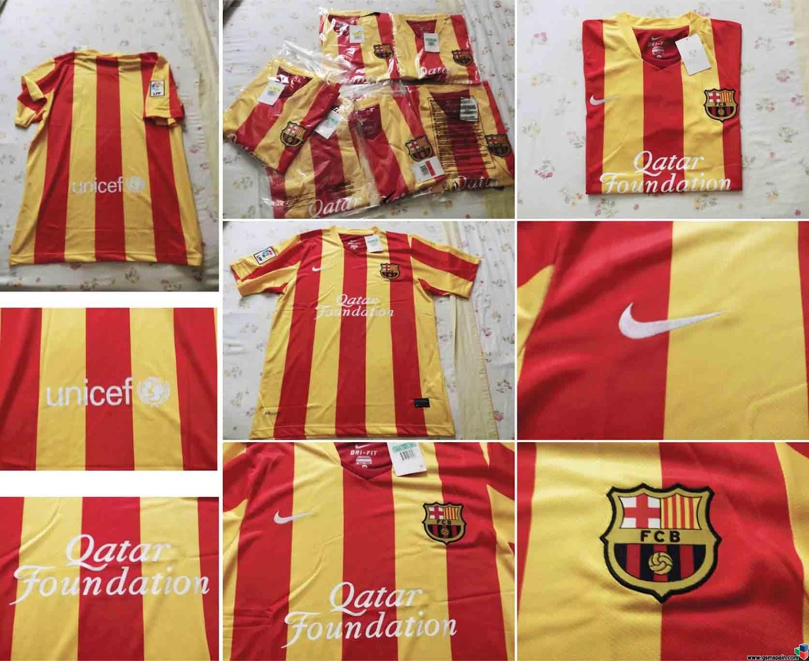 691b3da7e5 canalfútbol Blog  Camiseta Nike del FC Barcelona 2013 14