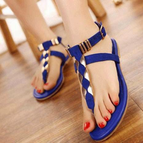 236f9c016fd3 Do you like wearing flat sandal in summer  Which sandal do you like better  above  Let s discuss…… Next article