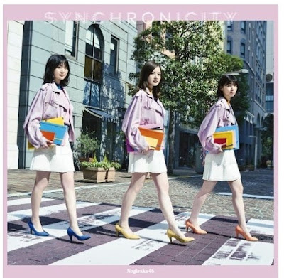 "Nogizaka 46 Score No. 1 Single Worldwide With ""Synchronicity"""