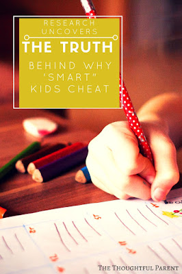 "Research Uncovers the Truth Behind Why ""Smart"" Kids Cheat"