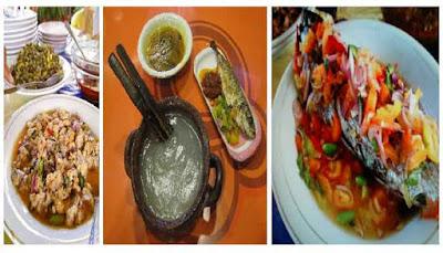 Wisata Kuliner Ternate