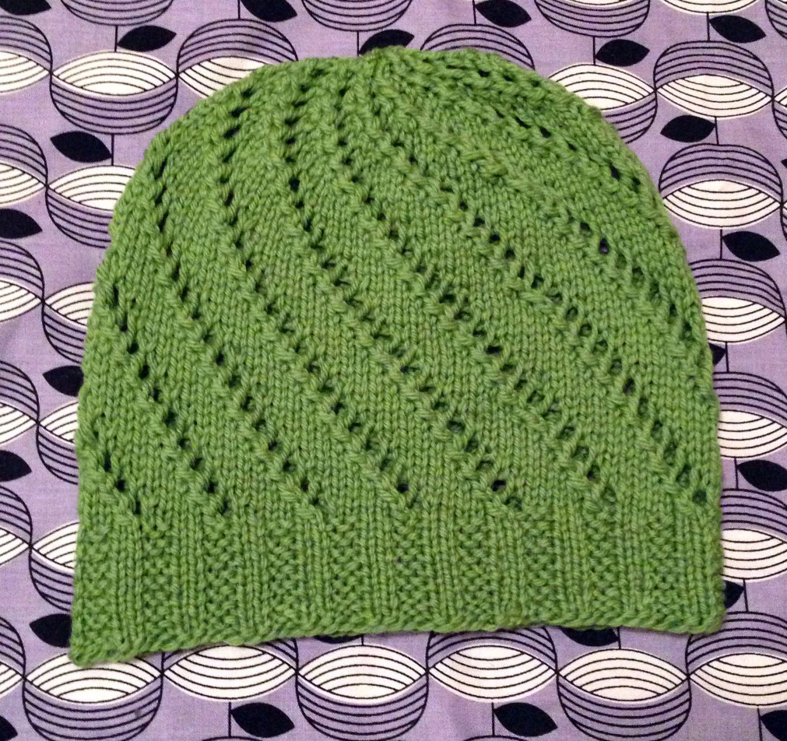 handmade by stefanie: Review: New Directions in Lace - Hats