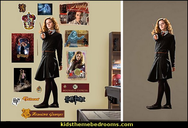 Harry Potter Hermione Granger - Half-Blood Prince Peel and Stick Wall Decal