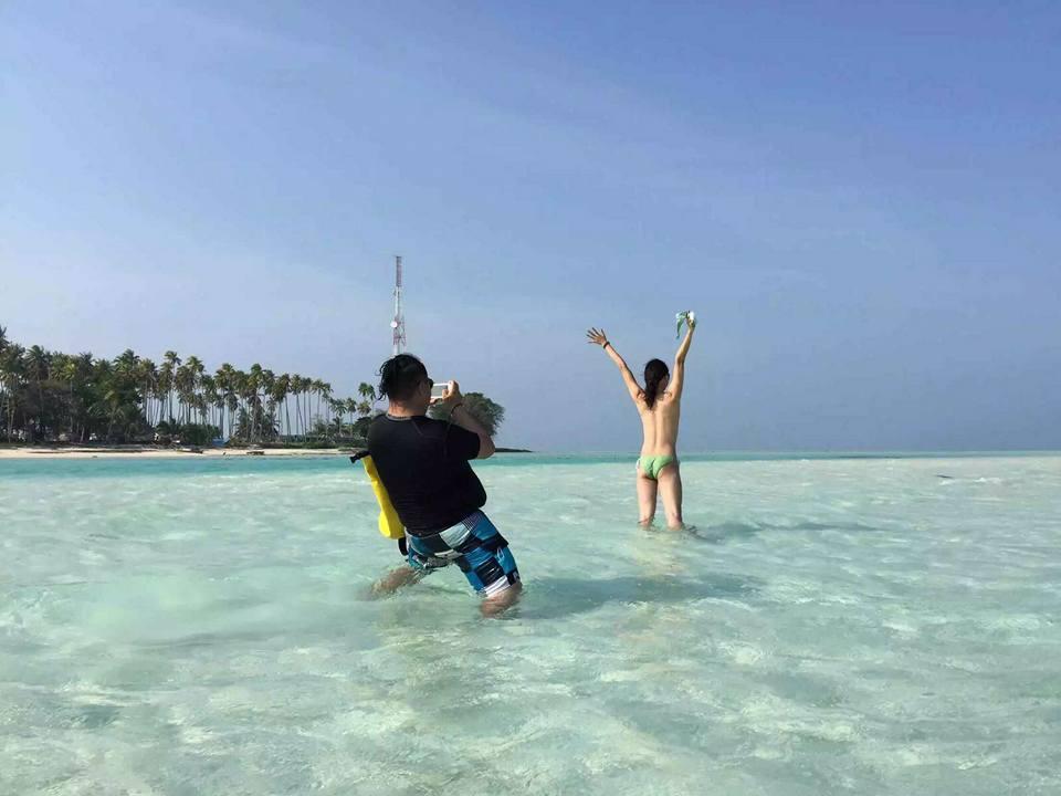 Kerja Gila. !! 4 Gambar Pelancong Berbogel Di Malaysia