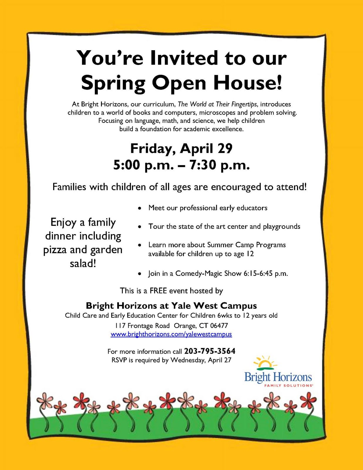 Yale%2BOpen%2BHouse Open House Letter Template Elementary on scavenger hunt, clip art free, activities for, activity for upper, school graphic, school spring themed,