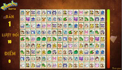 Pikachu - Chơi Game Pikachu Cổ điển Online MIỄN PHÍ 4