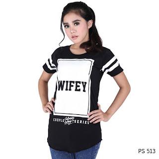 Katalog Online Kaos Wanita Catenzo