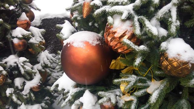 Čarovný duch Vánoc