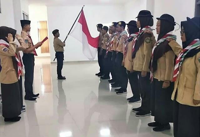Pelantikan Dewan Saka Kalpataru Sleman