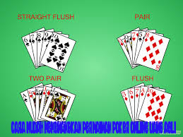 Permainan Poker Online Uang Asli