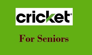 Cricket Cell Phones for Seniors