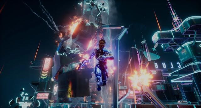 Облачные технологии в Crackdown 3 кратны по мощности 12-ти Xbox One