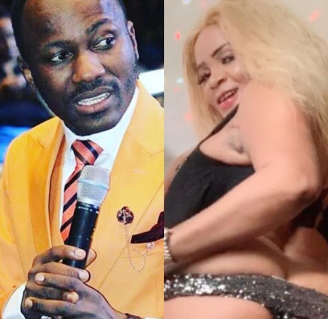 Cossy Ojiakor taunts Apostle Suleman following purchase of his private jet