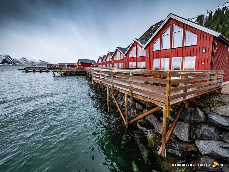 Hamnøy, Islas Lofoten