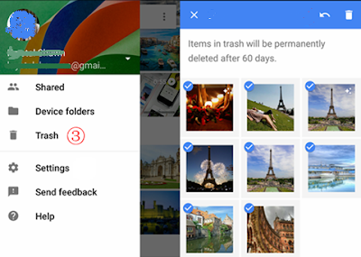 Recover/Backup Deleted Photos & Videos In Android