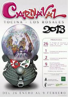 Carnaval de Tocina-Los Rosales 2013 - SanKchez