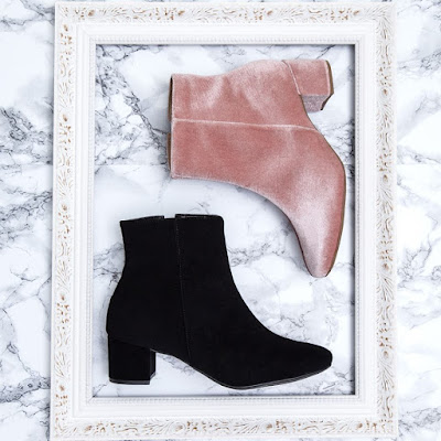 Essa ankle boots da nova coleção está incrível!