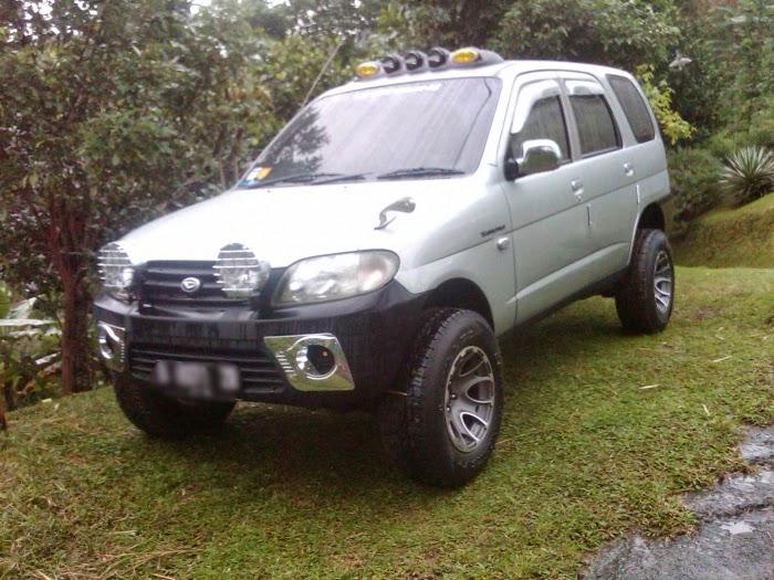 Jual Mobil Daihatsu Taruna 2002 CX 1.5 di DKI Jakarta ...