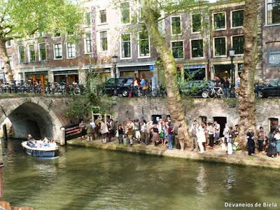Holanda - Utrecht - Amsterdam