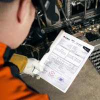 Организация работы с техническими требованиями к процедуре сварки (WPS)