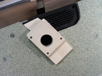 Elektrohobel Frästisch Adapter Multiplex