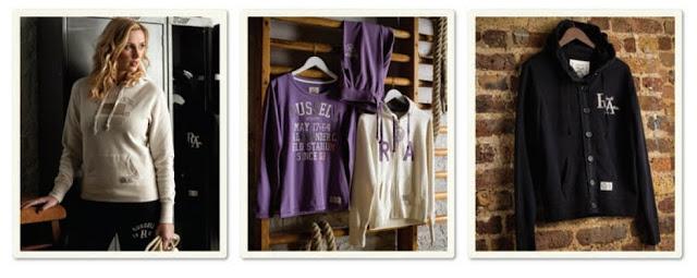 nuova collezione Autunno-Inverno 2013-2014 russel athletic