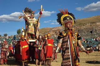 tres importantes celebraciones: Inti Raymi, San Juan y el Día del Campesino