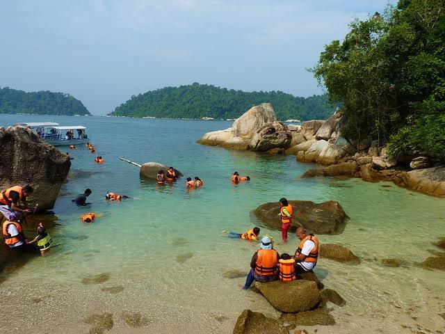Coral Beach Resort Pangkor