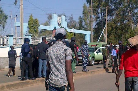 Serious Tension As Gunmen 'Invade' UNIJOS, 'Kill Two Students'