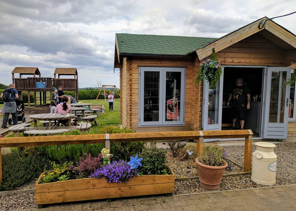 Sunnyhills Farm Shop & Cafe | A Service Station alternative near the A1, Alnwick