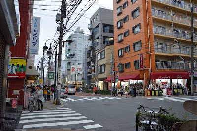 Nippori Textile District
