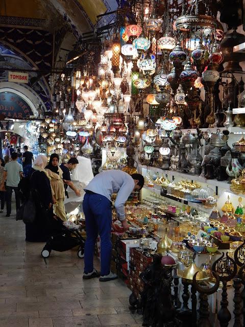 Grand Bazaar, Kapaliçarsi Istanbul, Turkey, blog elisa n, market, marché, blog voyages