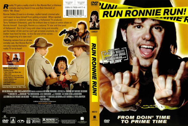 Run Ronnie Run movieloversreview.filminspector.com film poster