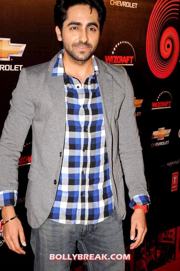 Bolly Break News Latters: Global Indian Music Awards 2012