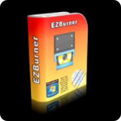 تحميل EZBurner 1.0.1.41 مجانا لحرق الملفات على DVD مع كود التفعيل