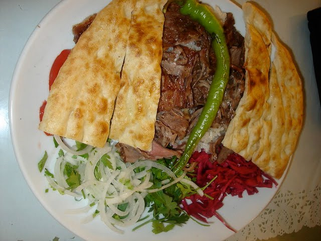 Doner Kebab Traditional Ramadan Food