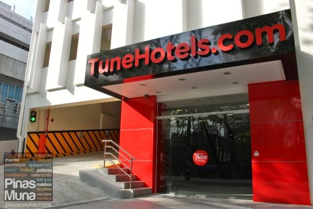 Red Planet Hotel Ortigas (Formerly Tune Hotel Ortigas) in