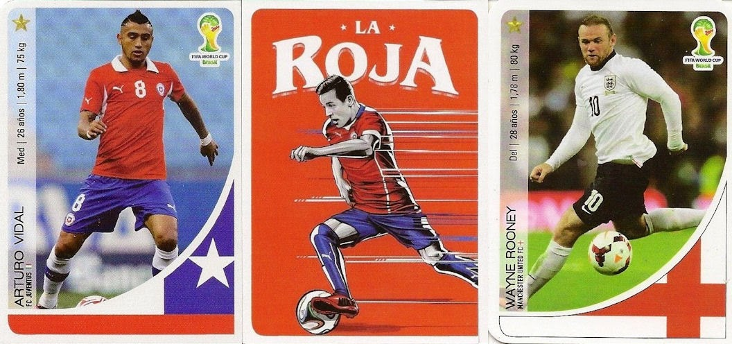 Adrenalyn XL-phil jagielka-inglaterra-FIFA World Cup Brazil 2014 WM