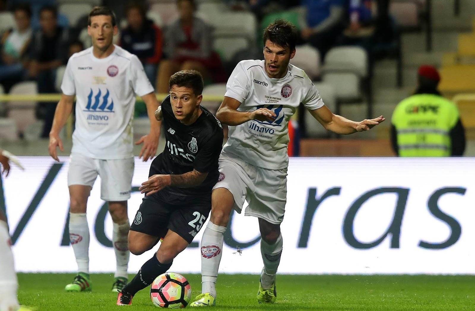 Análise GD Gafanha 0-3 FC Porto - Cimentando Uma Equipa  ACTUALIZADO  58b15076441dc
