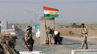 withdrawal of Peshmerga fighters from Kirkuk