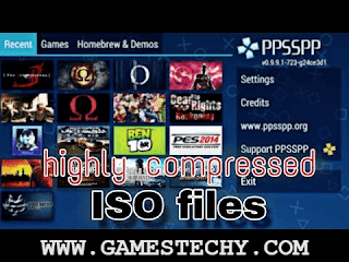 psp iso highly compressed