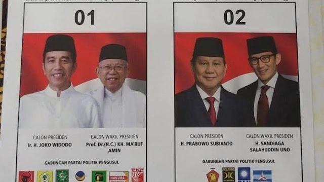 Pergantian Foto Jokowi-Ma'ruf Dipermasalahkan, Ini Reaksi KPU