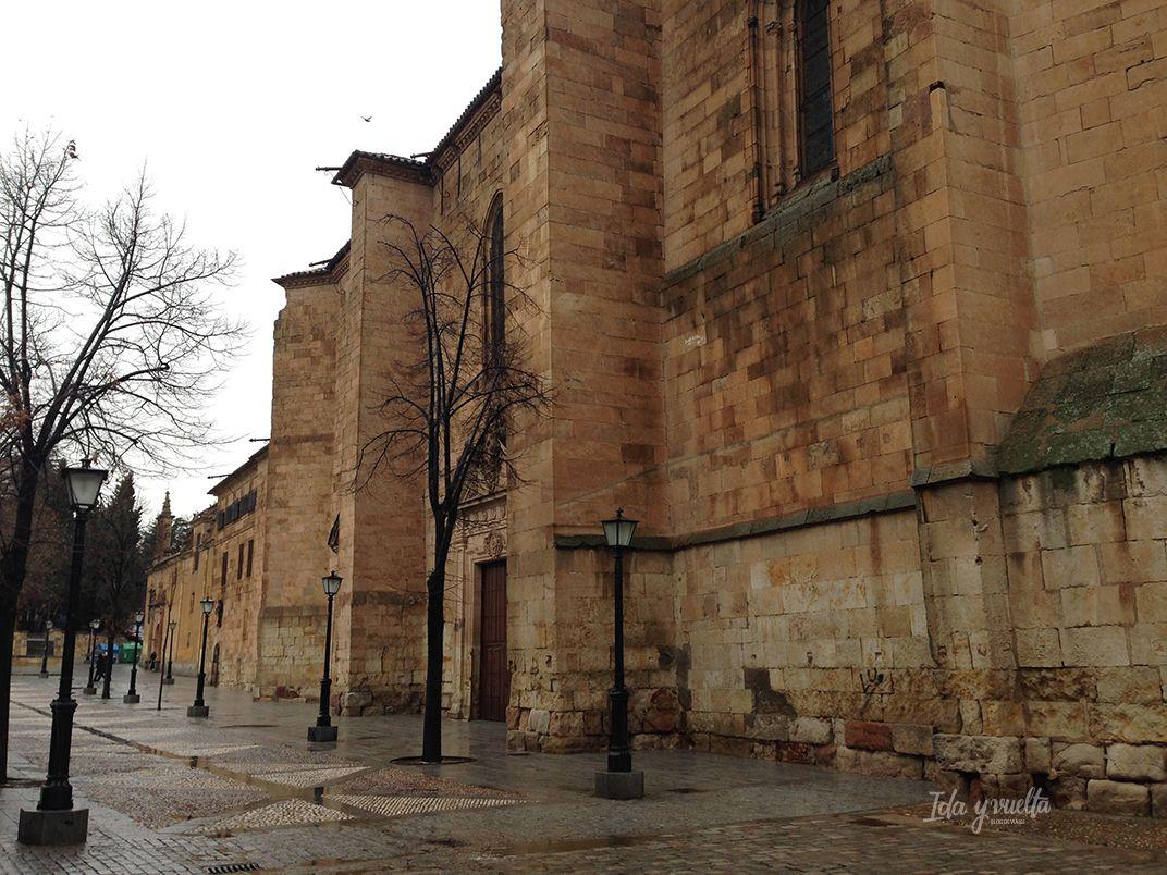 Paseo Úrsulas Salamanca